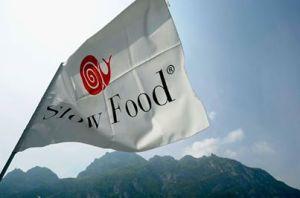 Bandiera Slow Food