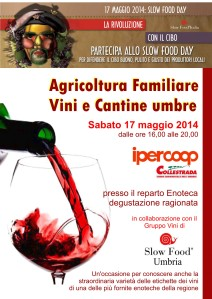 Slow Food Day 2014 Ipercoop Collestrada