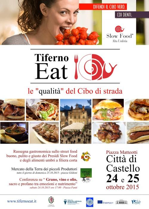 Locandina Tiferno Eat 2015